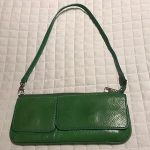 👜HOBO leather purse